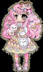 Sweet Lolita ::Chibi Commission::