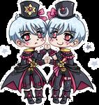 Beppu Twins ::Boueibu::