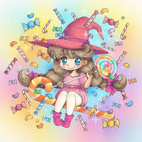 Candy Witch Commission