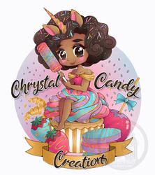 Chrystal Candy Creations Logo
