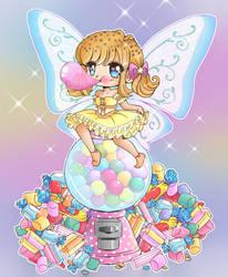 Bubblegum Butterfly Fairy