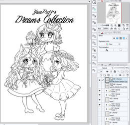 Dreams Collection Cover