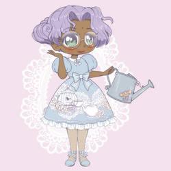 Anthy Lolita Chibi