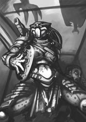 Alien Vs Predator by bittenhard