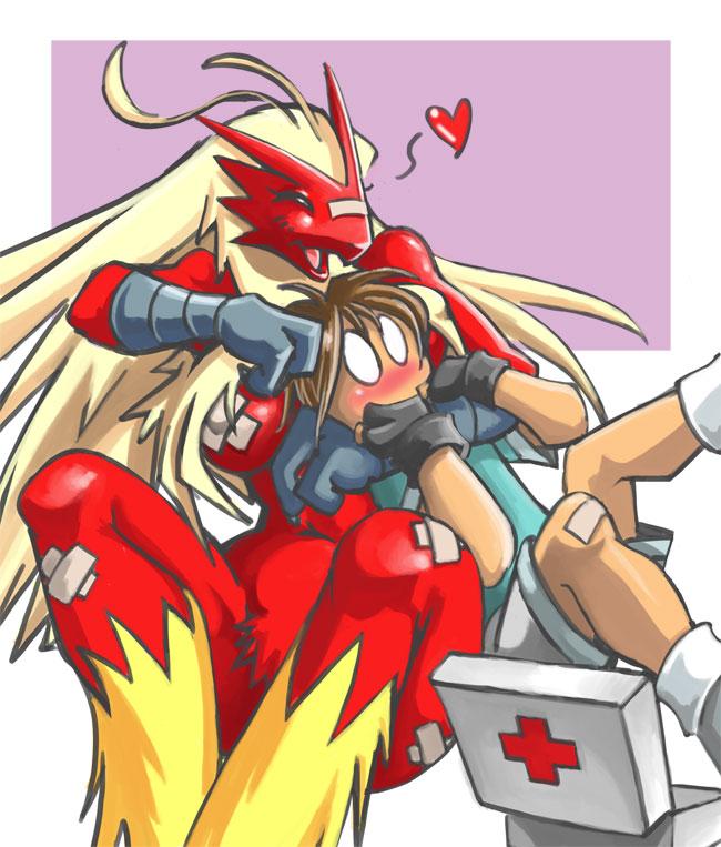 Lu scio usben10 - Pokemon Hentai