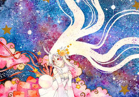 +Milk Way+ by idheen