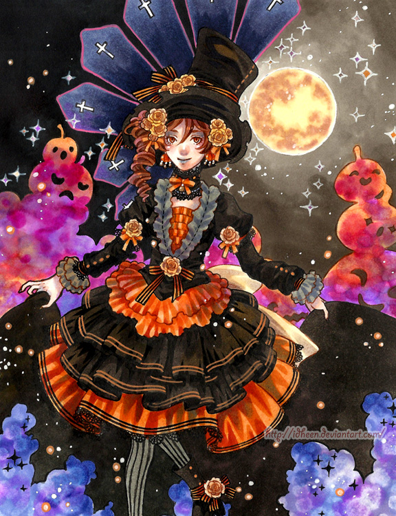 Halloween by idheen