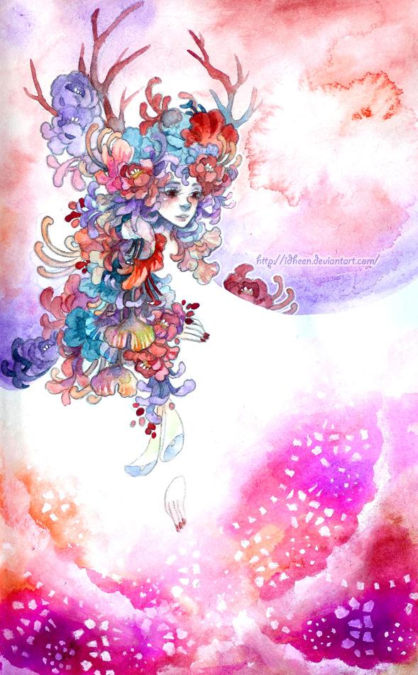 Bouquet by idheen