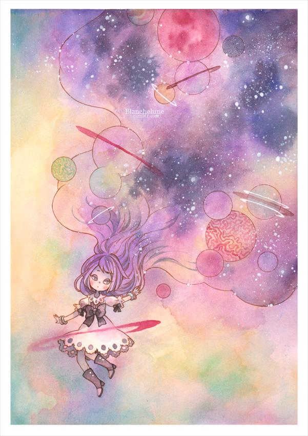 Galaxie II by idheen
