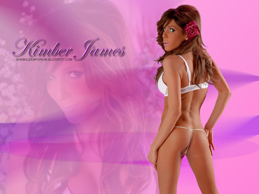 Tranny Kimber James 3