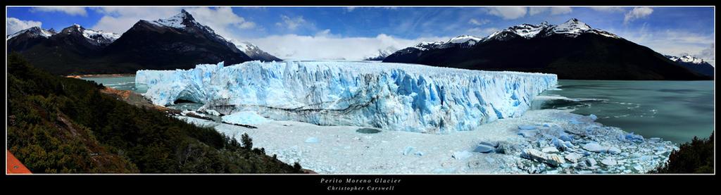 Perito Moreno Glacier 2 by BookofThoth