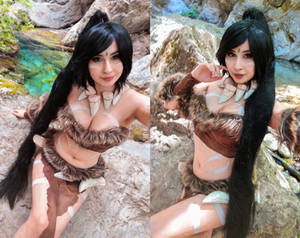 Nidalee by AngieV Cosplay
