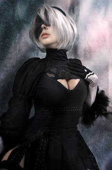 2B by AngieV Cosplay