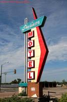 Skyliner Motel Route 66 by rjcarroll