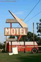 Washita Motel by rjcarroll