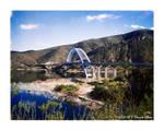 Roosevelt Lake Bridge by rjcarroll
