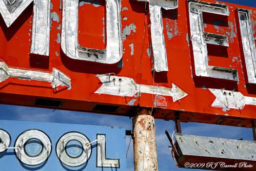Motel Sign I