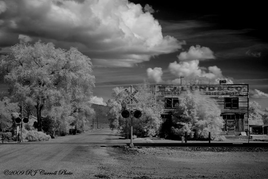Modena, Utah IR by rjcarroll