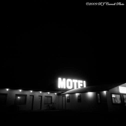 Generic Motel II by rjcarroll