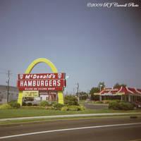 Vintage McDonald's by rjcarroll