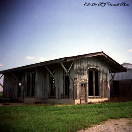 Woodstown Train Station by rjcarroll