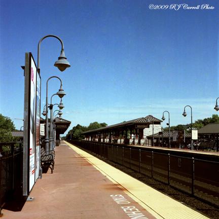 Westfield Station by rjcarroll