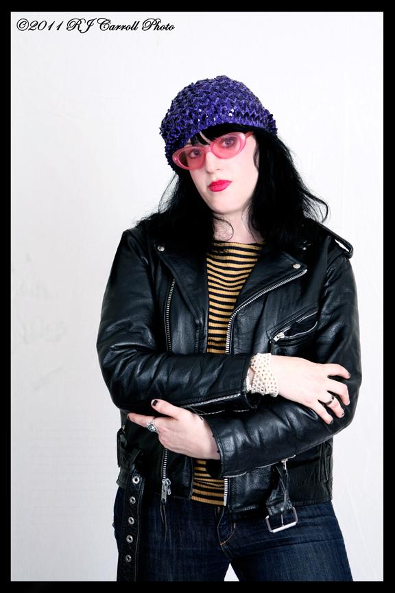 Patti Rotherberg Ramone by rjcarroll