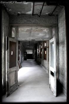 Ellis Island Hospital VII