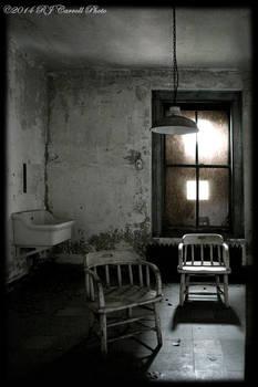 Ellis Island Hospital VIII