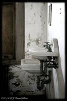 Ellis Island Hospital X by rjcarroll
