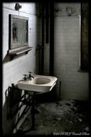 Ellis Island Hospital XI by rjcarroll