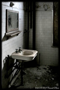 Ellis Island Hospital XI
