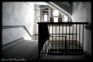 Ellis Island Hospital XVII by rjcarroll