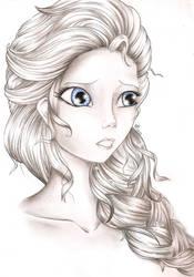 Elsa - Frozen by kristalia9631