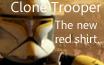 Clone Trooper- New Red Shirt by NatefanA98