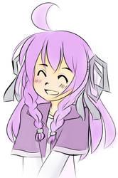 Kaneko Smile by anirhapsodist