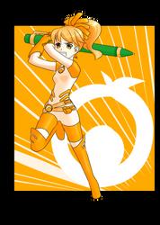Tangerine321 - Avatar by anirhapsodist