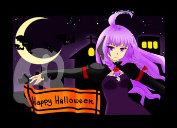 Happy Halloween by anirhapsodist