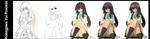 Kotegawa Yui process by anirhapsodist