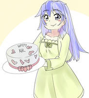 Sketch dump 04132014: happy bday MKSD by anirhapsodist