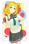 LoveLive Mari Ohara