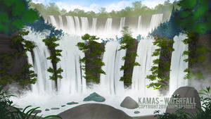 KamaS - Waterfalls edit by anirhapsodist