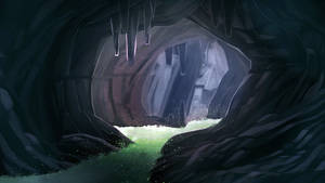 KamaS - Sprawling Caverns by anirhapsodist