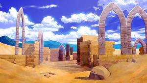 KamaS - Citadel Ruins by anirhapsodist