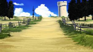 Path To Village by anirhapsodist
