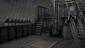 Lola's Adventure - Ship var 1 by anirhapsodist