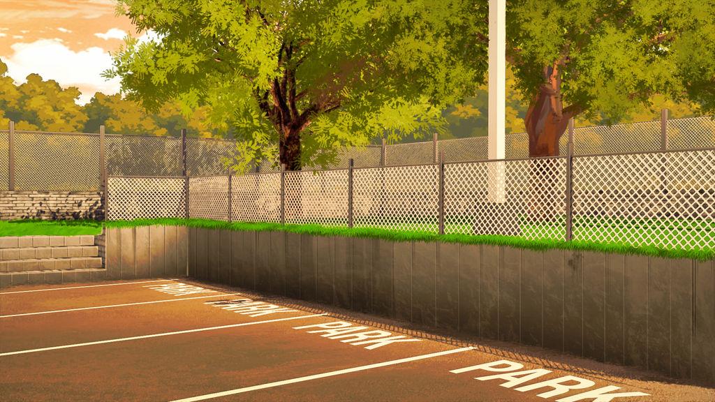 Parking Lot Aft by anirhapsodist