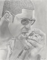 Usher by FromPencil2Paper