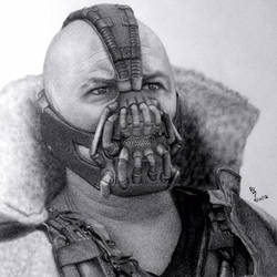 Bane by FromPencil2Paper