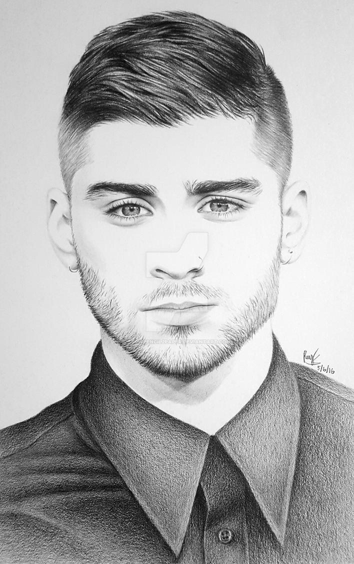 Zayn by frompencil2paper